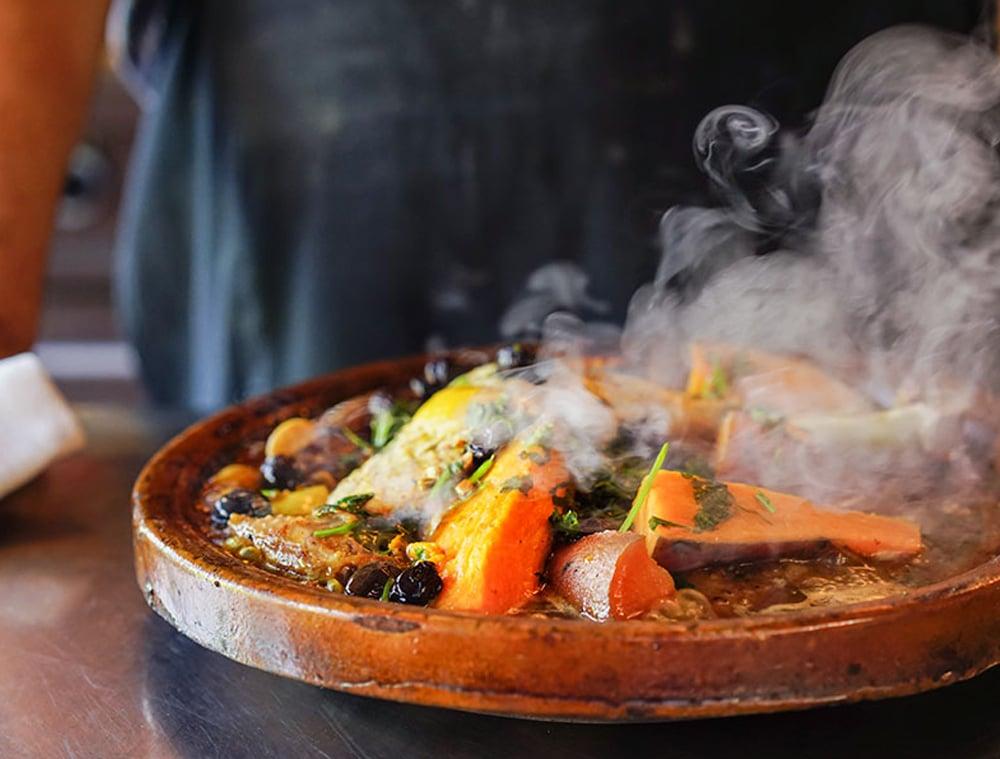 tajine - cuisine marocaine marrakech