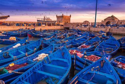 essaouira au Maroc - riad alma