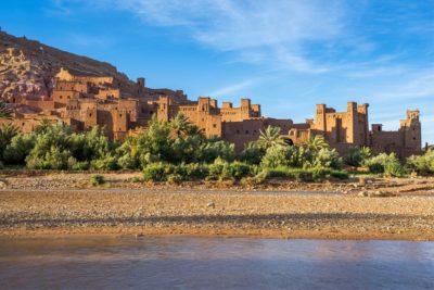 Ouarzazate au Maroc - riad alma