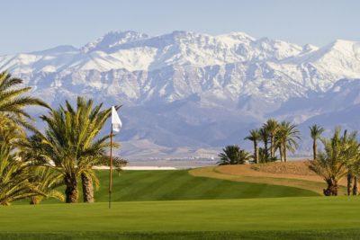 golf au Maroc - riad alma