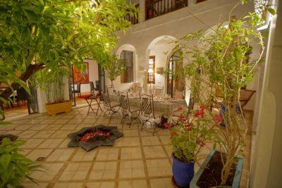 Mariage au Maroc - riad alma