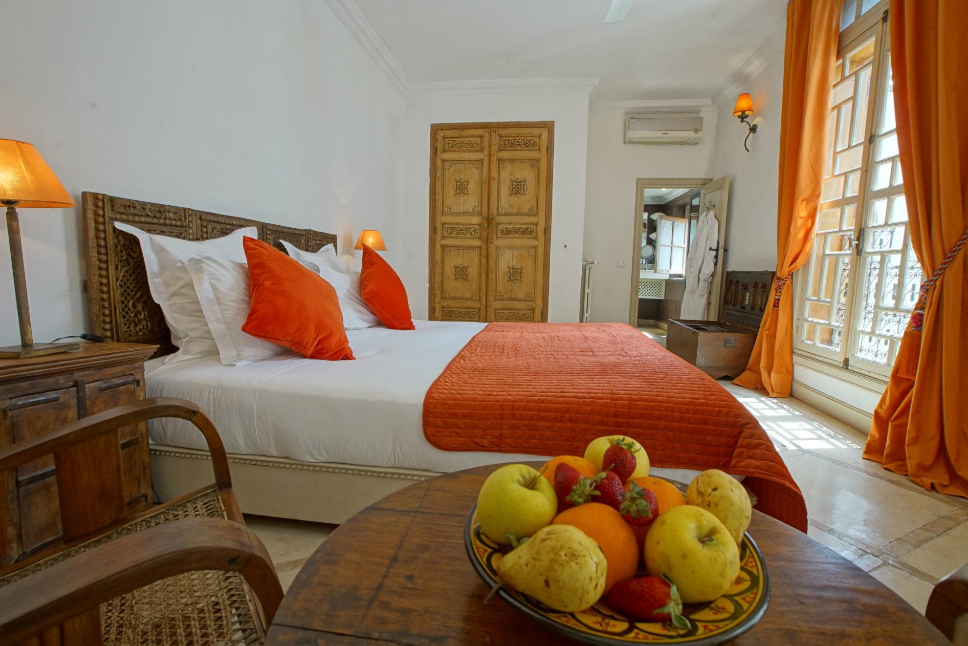 chambre supérieure riad alma marrakech 5