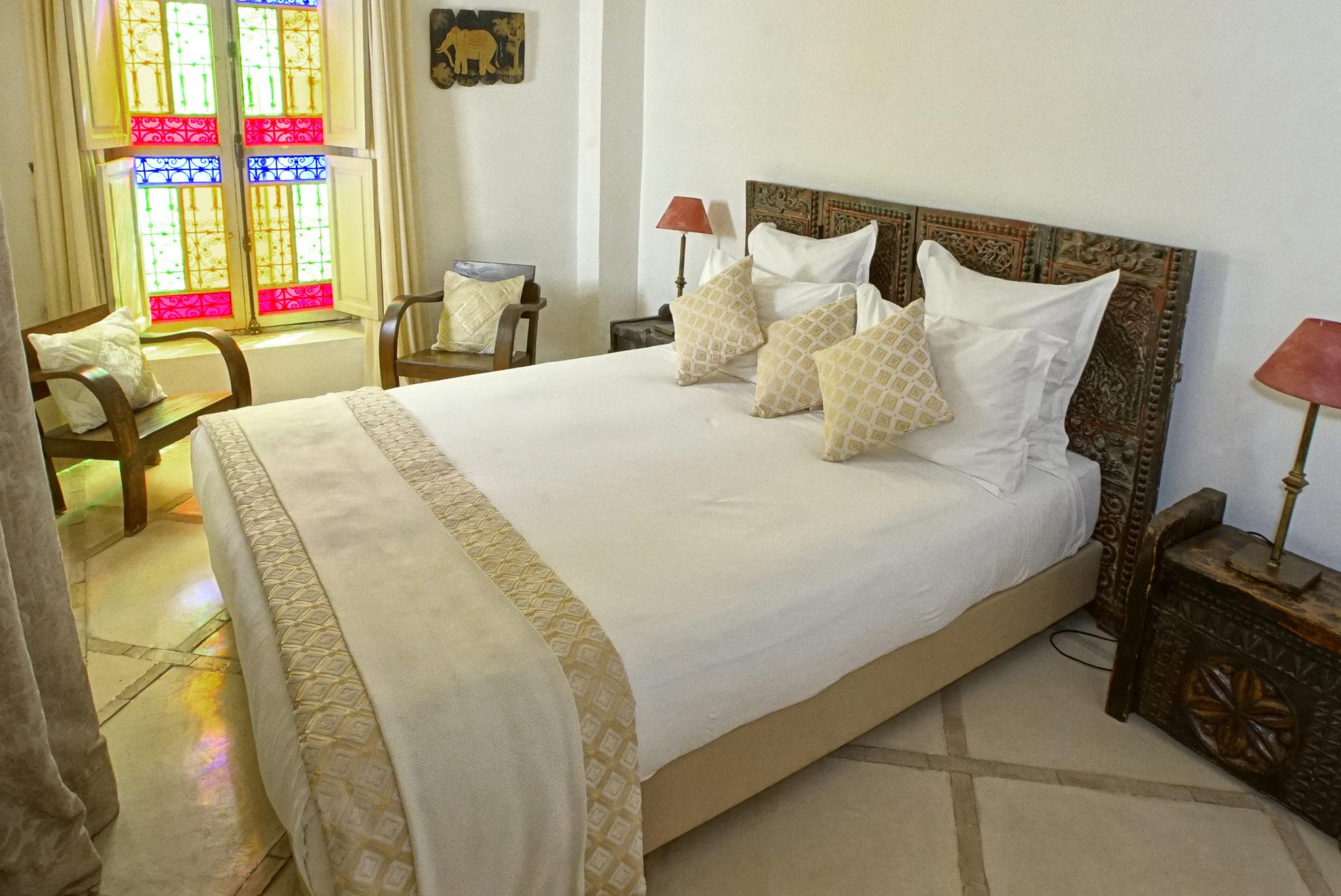 Chambre riad dans la Médina de Marrakech