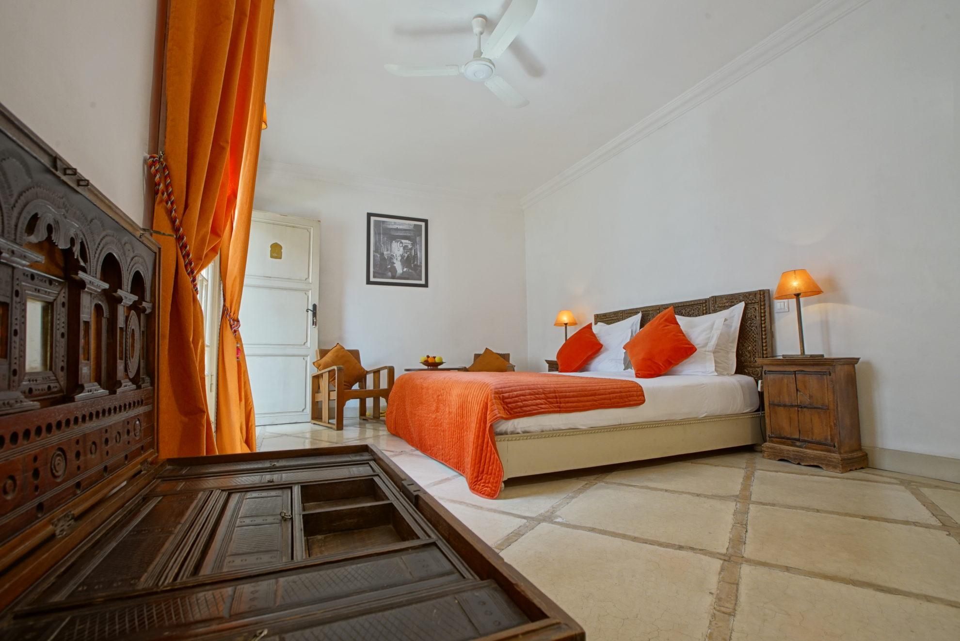 chambre supérieure riad alma marrakech 4