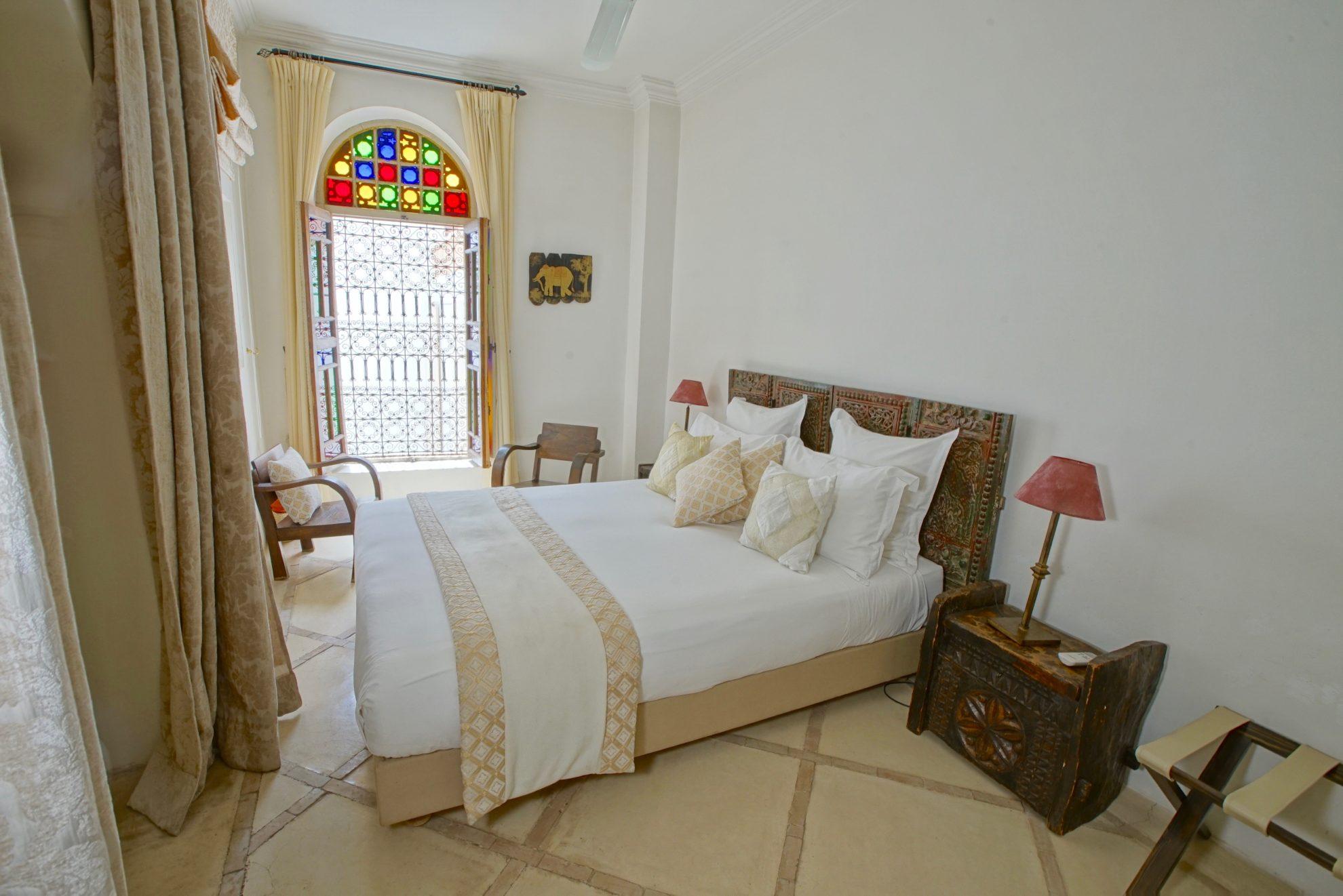 Chambre standard riad luxe dans la Médina de Marrakech