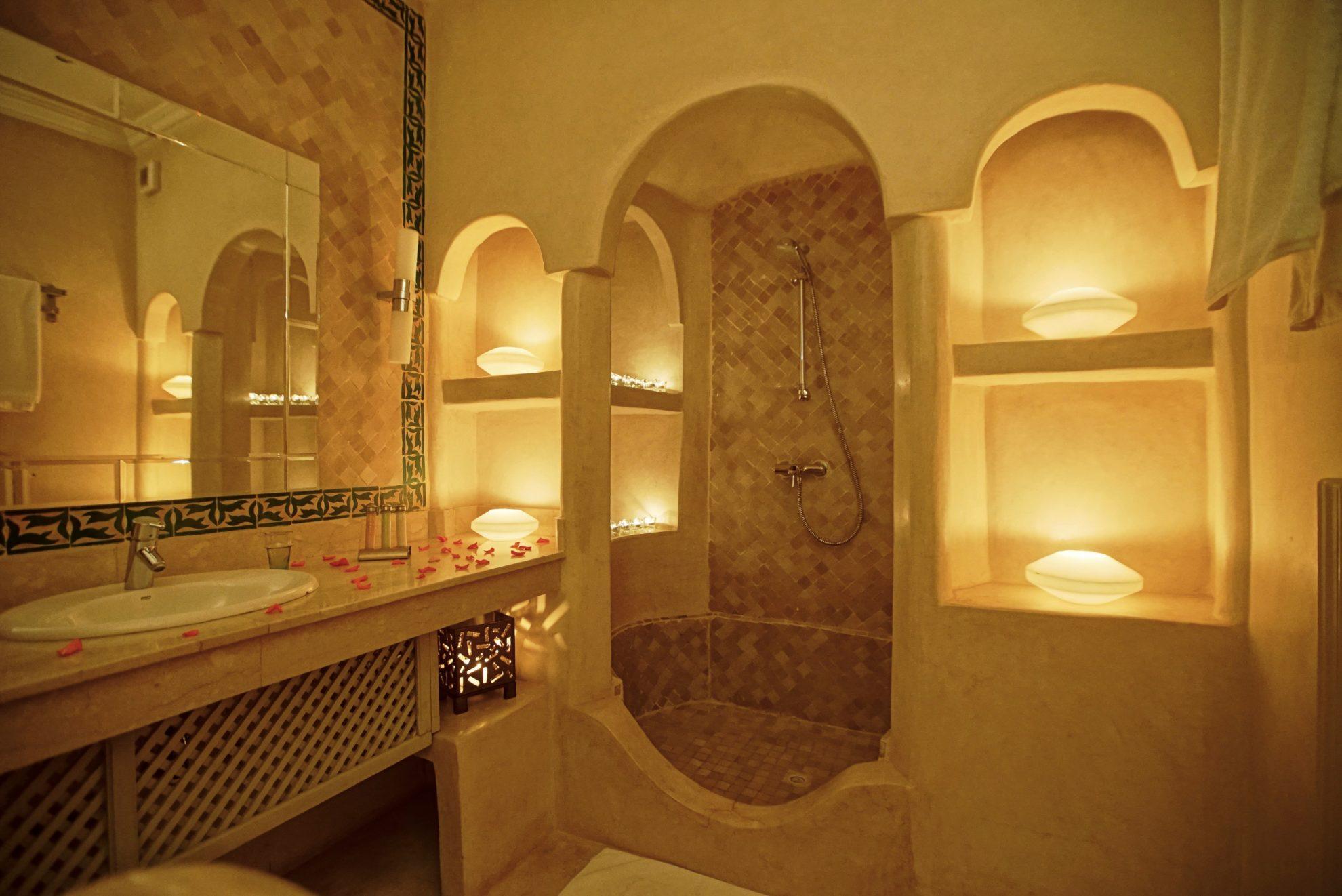 suite supérieure du riad alma marrakech 3