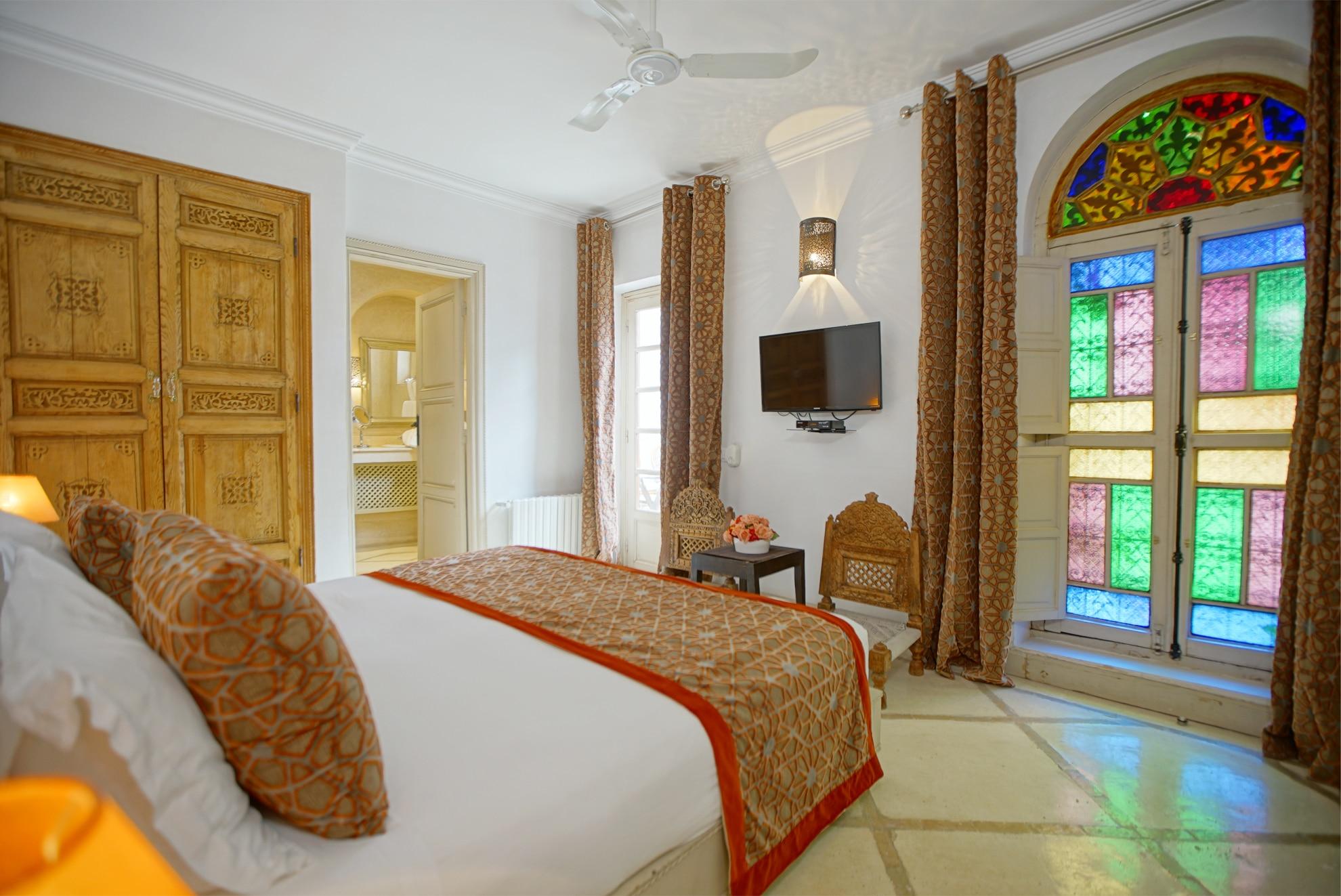 chambre supérieure riad alma marrakech 2