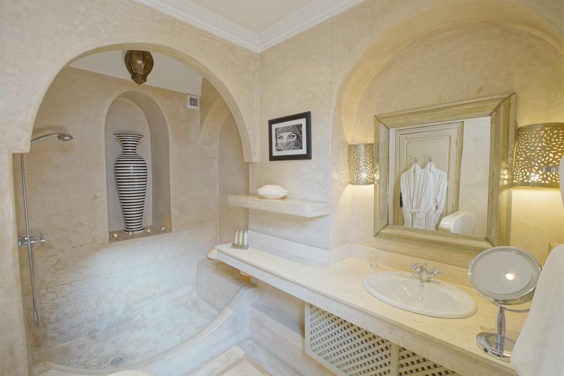 chambre supérieure riad alma marrakech 3