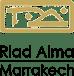 Riad Alma Marrakech Logo