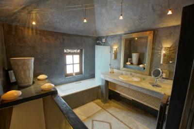 Salle de bain 1 dans la Médina de Marrakech