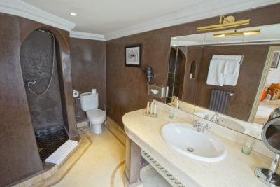 Salle de bain 2 dans la Médina de Marrakech