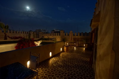 nuit marocaine marrakech