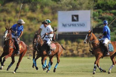 Polo au Maroc - riad alma