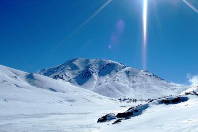 Ski au Maroc - riad alma